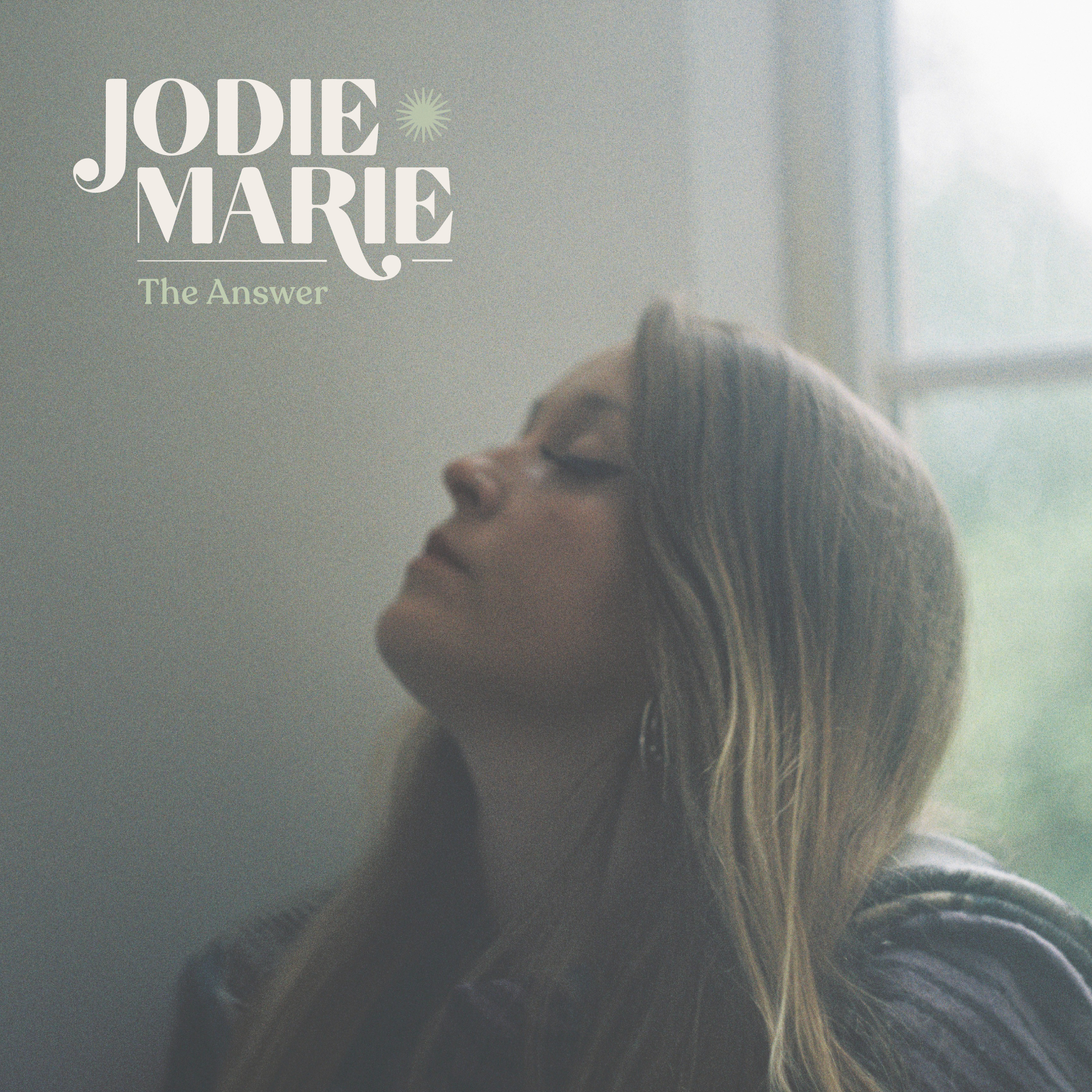 Jodie Marie Album Cover The Answer